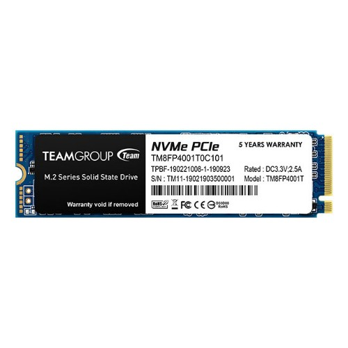 Team Group MP34 memory card 512 GB SD
