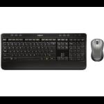 Logitech MK520r RF Wireless Black keyboard
