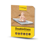 Maclocks DoubelGlass Screen Shield - Armored Glass Clear screen protector Samsung Galaxy Tab 10.1 1pc(s)