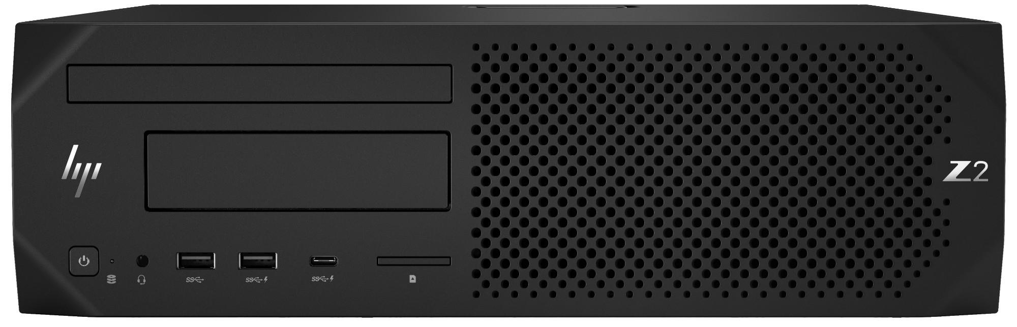 HP Z2 G4 9th gen Intel® Core™ i7 i7-9700 16 GB DDR4-SDRAM 512 GB SSD Zwart SFF Workstation