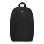 V7 CBK1-BLK-9E rugzak Polyester Zwart