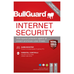 BullGuard Internet Security 2021 Retail 10 Pack - 10 x 3 User Licences - 1 Year - Pack PC Mac & Android