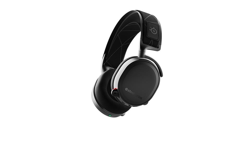 Steelseries Arctis 7 headset Binaural Head-band Black