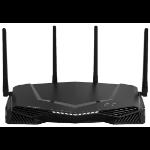 Netgear Nighthawk Pro Gaming XR500 wireless router Dual-band (2.4 GHz / 5 GHz) Gigabit Ethernet Black