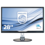 Philips P Line 4K Ultra HD LCD monitor 288P6LJEB/00
