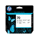 HP C9407A (70) Printhead black, 130ml