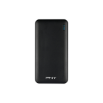 PNY PowerPack Slim 10000 10000mAh Zwart powerbank