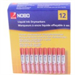 Nobo Liquid Ink Drywipe Markers Red (12)