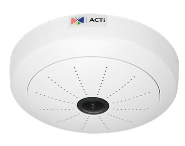 ACTi I51 security camera IP security camera Indoor Dome Ceiling/wall 2592 x 1944 pixels