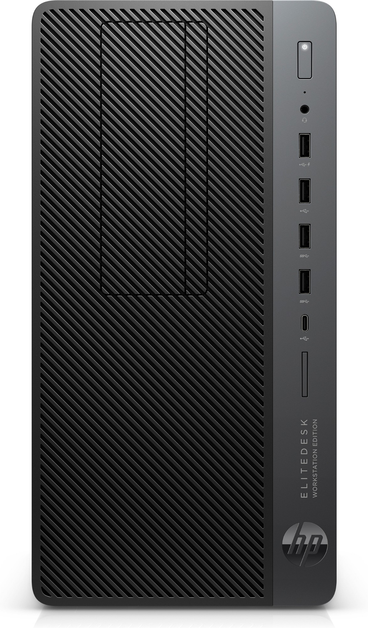 HP EliteDesk 705 G4 3.6 GHz AMD Ryzen 5 2400G Black,Silver Micro Tower PC