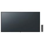 "Panasonic TH-55SQE1W signage display 55"" LCD 4K Ultra HD Black"