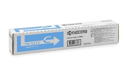 KYOCERA TK-5215C Original Cian