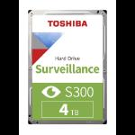 "Toshiba S300 Surveillance 3.5"" 4000 GB Serial ATA III HDWT740UZSVA"