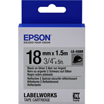 Epson C53S655016 (LK-5SBR) Ribbon, 18mm x 1,5m