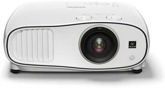Epson EH-TW6700 - 3LCD projector - 3D - 3000 lumens (white) - 3000 lumens (colour) - Full HD (1920 x