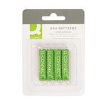 Q-CONNECT 4 x AAA Single-use battery Alkaline