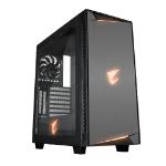 Gigabyte Aorus AC300W ATX Midi-Tower Black computer case