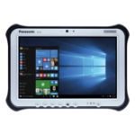 "Panasonic Toughpad FZ-G1 25.6 cm (10.1"") 7th gen Intel® Core™ i5 8 GB 256 GB Wi-Fi 5 (802.11ac) Black, Silver Windows 10 Pro"