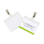 Q-CONNECT KF01562 identity badge/badge holder 25 pc(s)