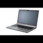 """Fujitsu LIFEBOOK E756 2.6GHz i7-6600U 15.6"""" 1920 x 1080pixels 3G 4G Red,Silver Notebook"""