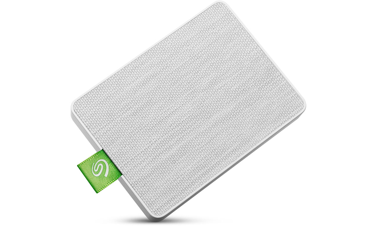 Seagate Ultra Touch 1000 GB Wit
