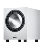 Canton SUB 12.3 200 W Active subwoofer Silver, White