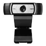 Logitech C930e 1920 x 1080pixels USB Black webcam