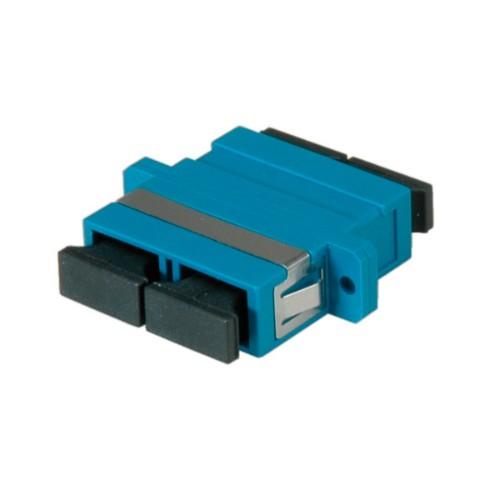 Value SC/SC Duplex, OS2 Z fibre optic adapter