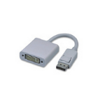 Microconnect DisplayPort-DVI DisplayPort DVI White