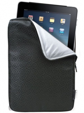 "Port Designs MANDALAY eBook 6"" Sleeve case Black e-book reader case"
