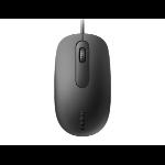 Rapoo N200 mouse USB Optical 1600 DPI Ambidextrous