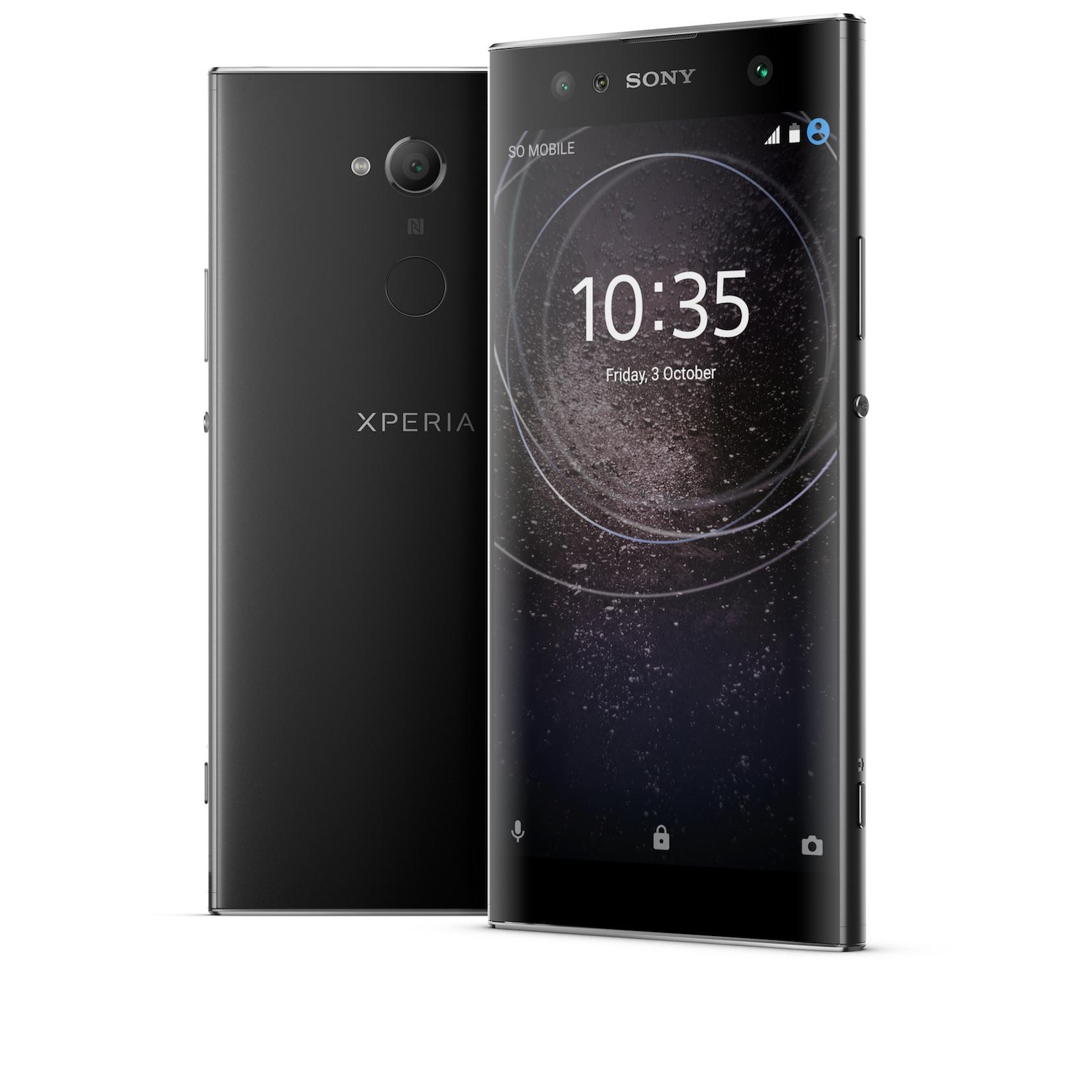 "Sony Xperia XA2 Ultra 6"" 4G 4GB 32GB 3580mAh Black 1312-2004"