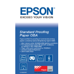 """Epson Standard Proofing Paper OBA 17"""" x 30.5 m printing paper"""