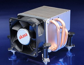 Akasa AK-CC9101BP01 fan, cooler & radiator