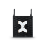 Kentix AlarmManager security alarm system Black
