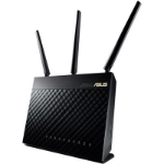 ASUS (RT-AC68U V3) AC1900 (600+1300) Wireless Dual Band GB Cable Router USB 3.0