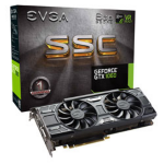 EVGA GeForce GTX 1060 SSC GAMING ACX 3.0 GeForce GTX 1060 6GB GDDR5