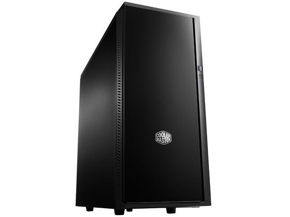 Cooler Master Silent Silencio 452 Midi-Tower Black