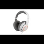Steelseries Siberia RAW Prism Binaural Head-band White headset