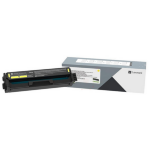 Lexmark 20N20Y0 Toner yellow, 1.5K pages