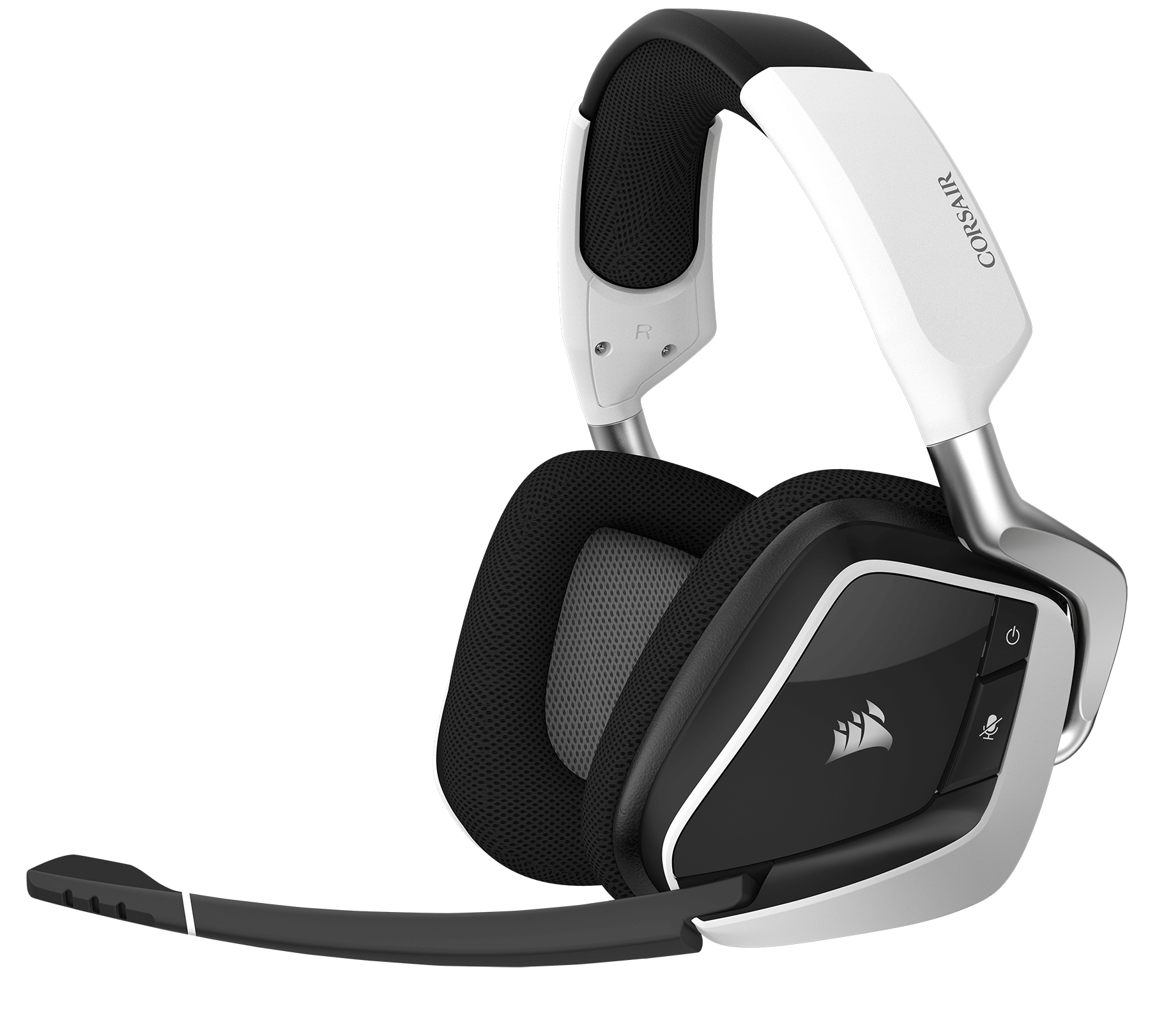 Corsair VOID PRO RGB Wireless Binaural Head-band White headset