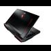 "MSI Gaming GT75VR 7RF(Titan Pro)-007UK 2.9GHz i7-7820HK 17.3"" 1920 x 1080pixels Black Netbook"