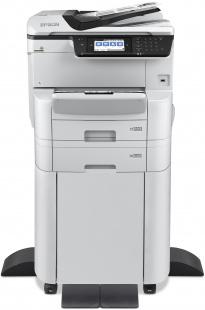 Epson WorkForce Pro WF-C8190DTWC inkjet printer Colour 4800 x 1200 DPI A3 Wi-Fi