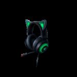 Razer Kraken Kitty Edition Headset Head-band Black,Green