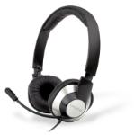 Creative Labs ChatMax HS-720 Headset Head-band Black,Silver