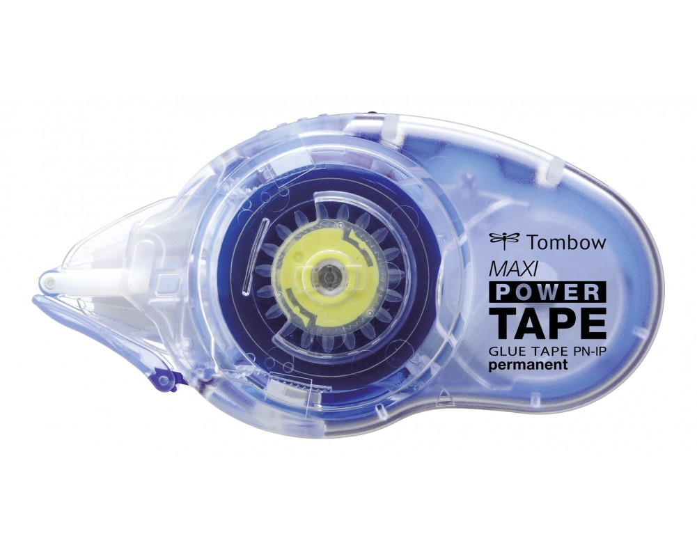 Tombow PN-IP 16m Blue, Transparent, White 1pc(s) correction tape
