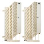 Tripp Lite CST40AC portable device management cart/cabinet Freestanding White