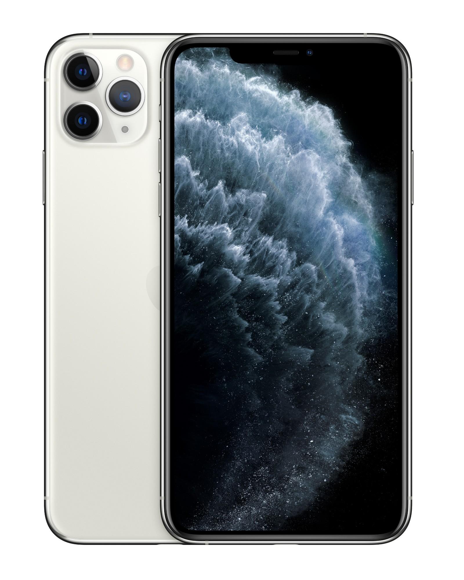 "Apple iPhone 11 Pro Max 16.5 cm (6.5"") 512 GB Dual SIM Silver"