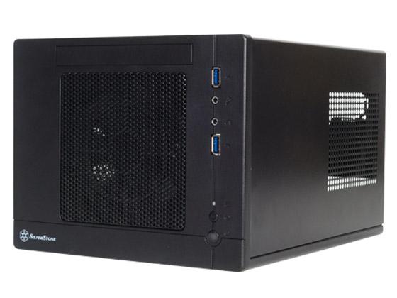 Silverstone SG05-LITE Cube Black computer case