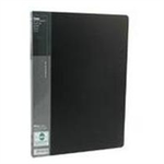 Pentel Display Book Wing Black personal organizer